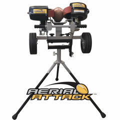 Sports Attack Aerial Attack Football Passing & Kicking Machine 130-1101