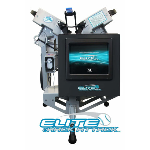 Sports Attack Elite eHack Attack Softball Pitching Machine