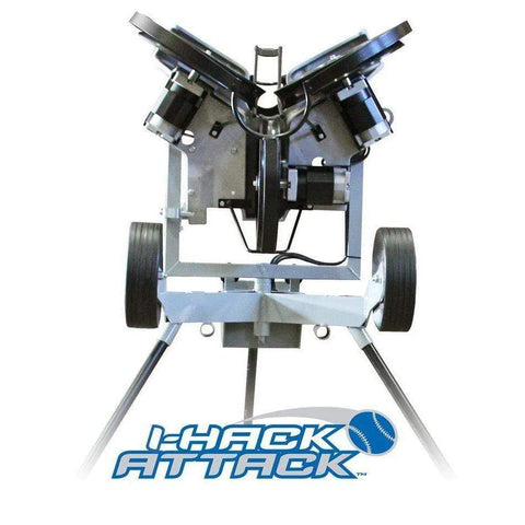 Sports Attack I Hack Attack Baseball Pitching Machine 103-1100