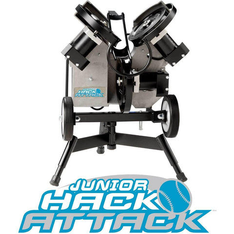 Sports Attack Junior Hack Attack Softball Pitching Machine 112-1100