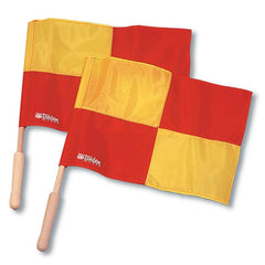 Tandem Sports Volleyball Linesman Bi-Color Flags TSFLAGS