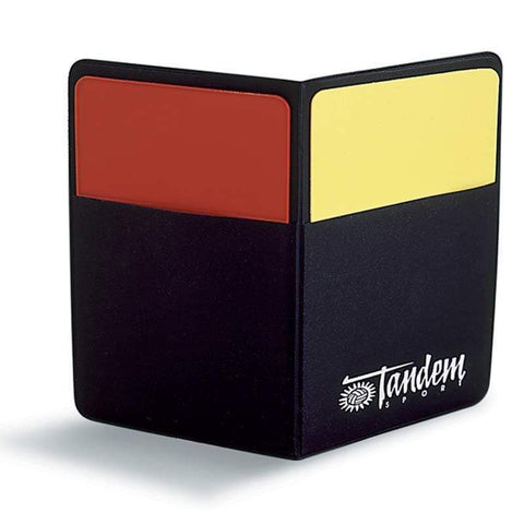 Tandem Sports Volleyball Officials Penalty Cards TSCARDS