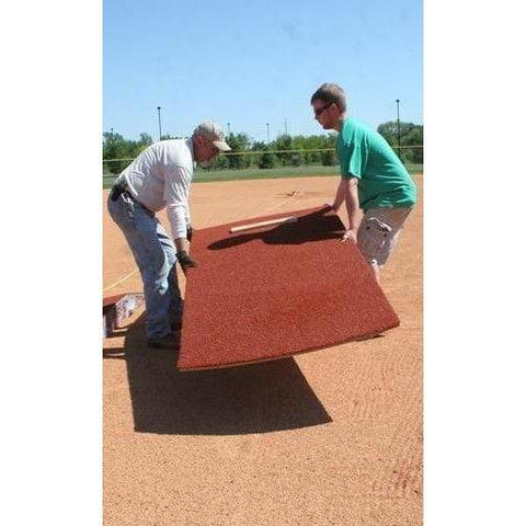 The Perfect Mound 7'' Youth Bullpen Portable Pitching Mound 1YBP1