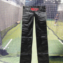 Trigon ProCage Batting Cage Velcro Zip Door BPZIPD