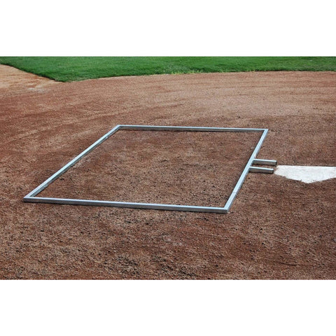 Trigon ProCage Fully Adjustable Batters Box Template BTMPLA