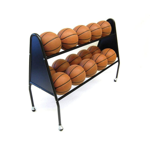 Trigon Sports ProCage 2-Tier 15-Ball Cart CART215