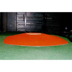 "True Pitch 10"" Full Regulation Practice Pitching Mound 600-RPM"