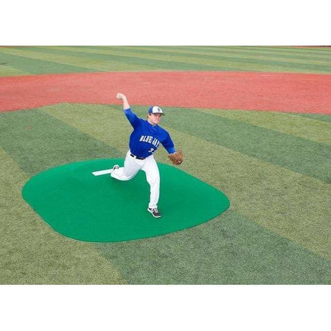 "True Pitch 10"" Senior League Baseball Portable Pitching Mound 600-G"