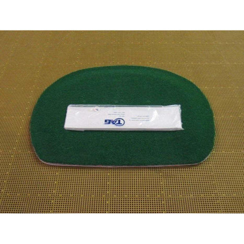 True Pitch 2'' Practice Portable Pitching Mound 202-2