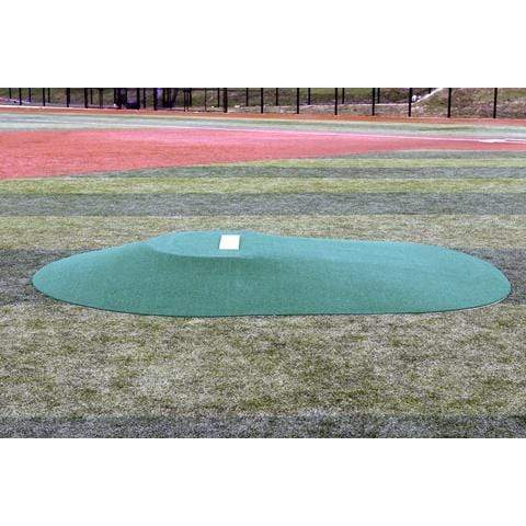 "True Pitch 600-G 10"" Senior League Baseball Portable Pitching Mound 600-G"