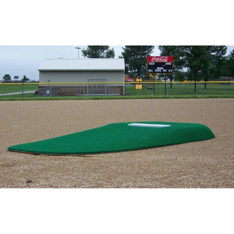 "True Pitch Bob Feller Edition 6"" Baseball Portable Pitching Mound 402"