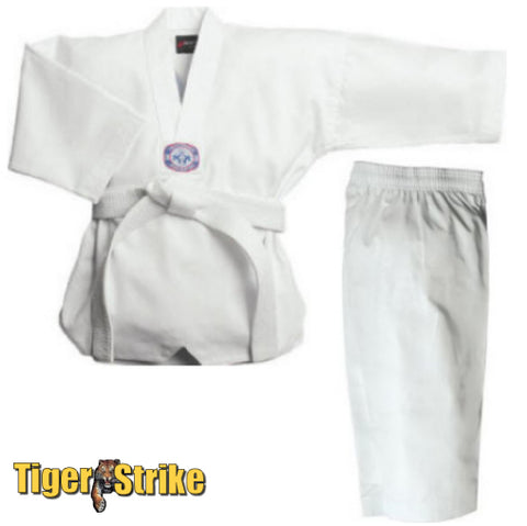 White Taekwondo Uniform - New Low Prices