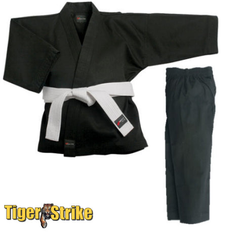 Black Karate Uniform - New Low Prices