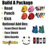 Build Your Own Sparring Gear Package