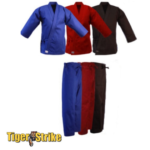 Colored 12oz Heavy Weight Uniforms