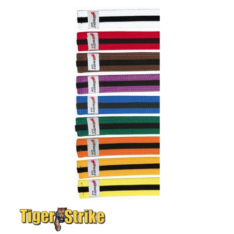 Belts w/ Black Stripe