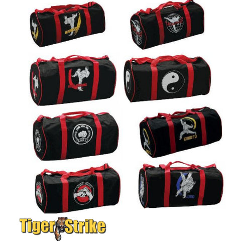 Martial Art Style Gear Bags