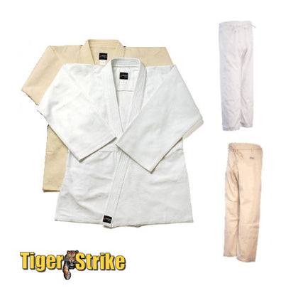 Single Weave Judo Uniforms