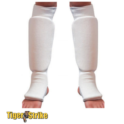 Cloth Combination Shin Instep Guard
