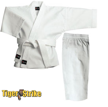 White Karate Uniform - New Low Prices