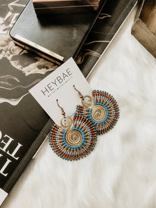 Boho Laura Earrings by HEYBAE