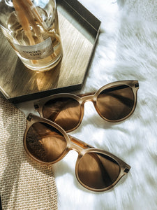 Choni Brown Sunglasses
