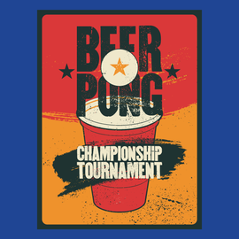 beer pong championship