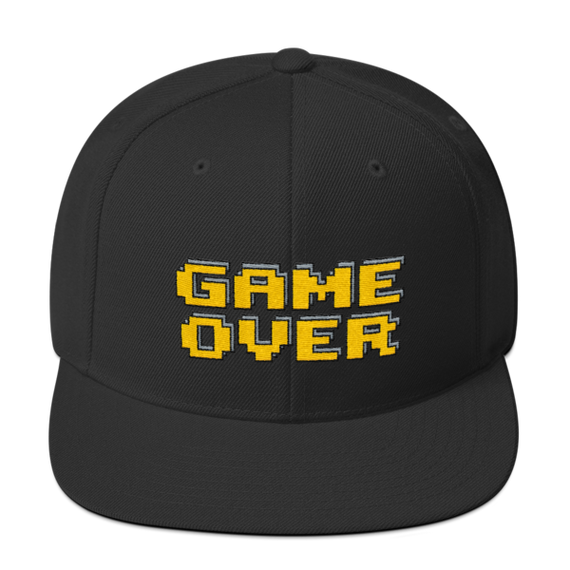 game over snapback