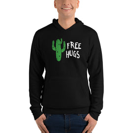 free hugs pull-over