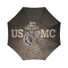Christmas/Thanksgiving Gifts USMC United States Marine Corps Marines Semper Fi Anti Rain Windproof Travel Golf Sports Foldable Umbrella
