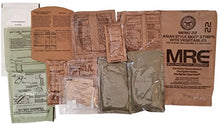 ULTIMATE MRE, Pack Date Printed on Every Meal - Meal-Ready-To-Eat. Inspected Certified by Western Frontier. Genuine Mil Surplus. (4-Pack)