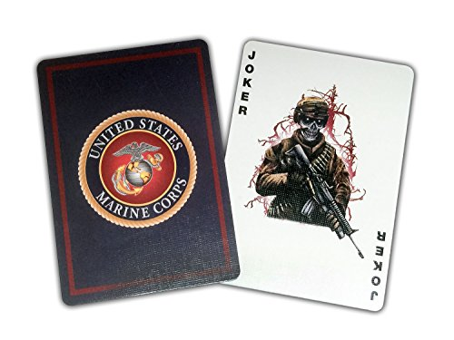 US Marine Corps Playing Cards