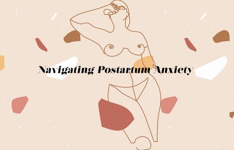 Postpartum mood disorders: my experience navigating PPA and therapy