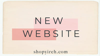 Debuting our new website!