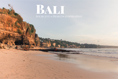 Our sourcing trip to Bali