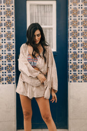 Mudra Playsuit in Moonstone