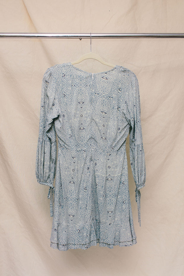 Aster Dress in Iris - Size Small (Seconds Sale #SS225)