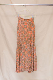 Selah Skirt in Coral - Size Large (Seconds Sale #SS331)