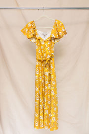 Indah Rose Maxi in Honey - Size Small (Seconds Sale #SS340)