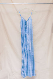 Renegade Maxi in Shibori Teal - Size Small (Seconds Sale #SS341)