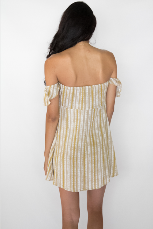 Sanoe Mini in Shibori Sunkiss