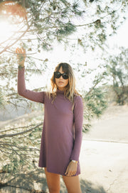 Zoe Dress in Lavender - YIREH