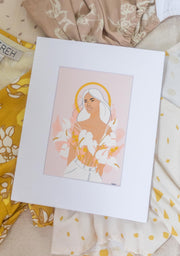 Surprise Isabella Maxi + Art Print