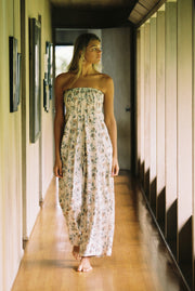 Roya Jumpsuit in Magnolia