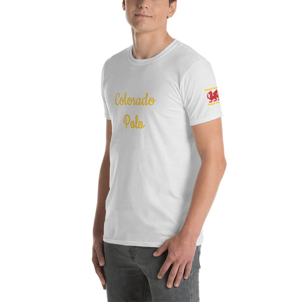 Unisex T-Shirt Colorado Polo (Camiseta unisex Colorado Polo)