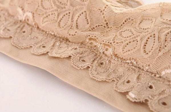 Women's Embroidered Sexy Lace Bra For Women - Sujetador de encaje sexy bordado para mujer