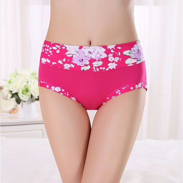 3pcs/lot Plus Size Women Underwear Panties Seamless Sexy Briefs S-4XL
