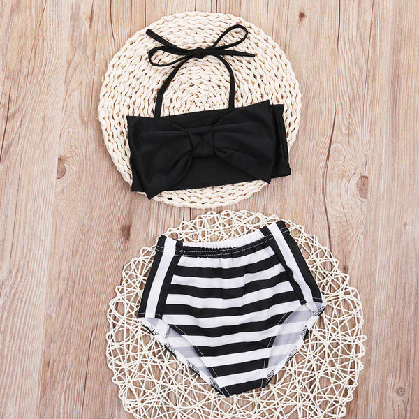 Girl's Bikini outfit, Swimwear, for 2-7yrs  (Hat Not Included)