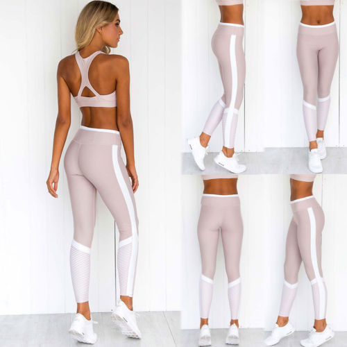 Women's Must Have Workout Sports Bra and Legging set