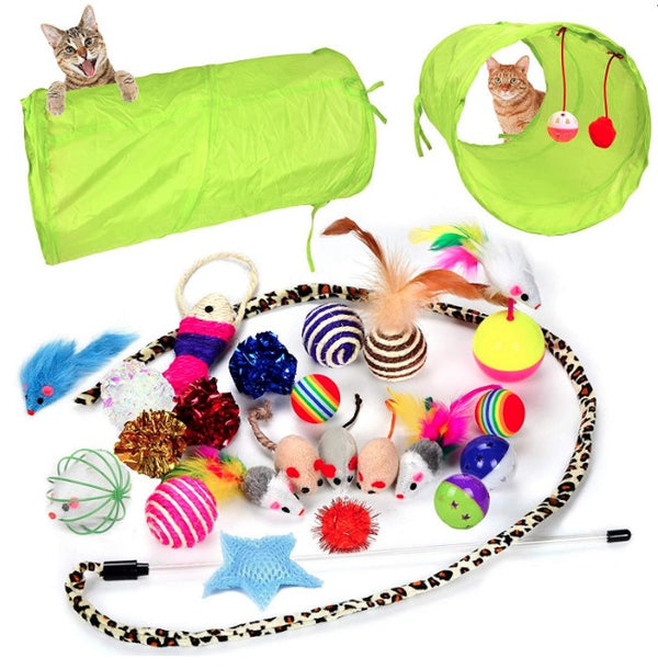 Premium Cat Toys Package